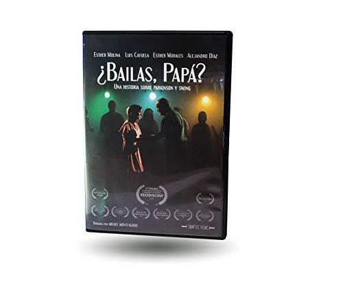 DVD de ¿Bailas, Papá? - Una historia sobre Parkinson y Swing