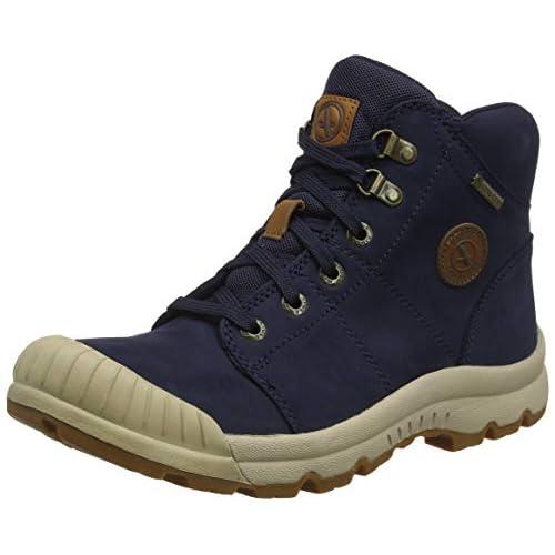 Aigle Men's Tenere Leather & GTX High Rise Hiking Shoes, 9.5 UK