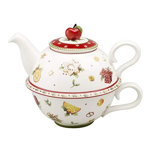 Villeroy & Boch Winter Bakery Delight Tea For One Teiera