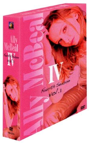 Ally McBeal Fourth Season Vol 1 - Region 2 Only