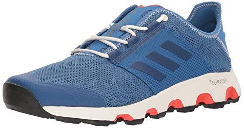 adidas outdoor Men's Terrex CC Voyager Walking Shoe, Trace Royal/hi-res red, 13 D US