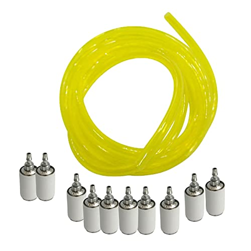 hndfhblshr Línea de Aceite Manguera de tubería de línea de Combustible y Gas para cortadoras de motosierras Sopladores