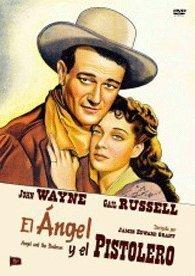 ANGEL AND THE BADMAN (El Angel Y El Pistolero) Region 2 - PAL -Clint Eastwood