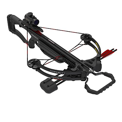 Barnett 78134 Recruit Tactical Compound Crossbow Package W/2 Bolts, Adult - 330 Feet Per Second