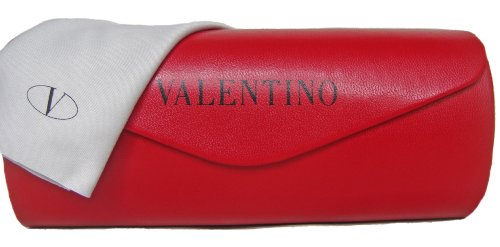 Valentino Damen/Herren Sonnenbrille Fall/Etui