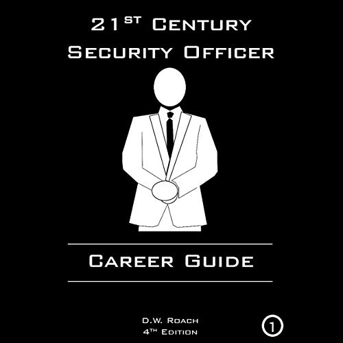 21st Century Security Officer: Career Guide audiobook cover art
