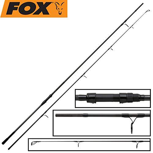 Fox Horizon X3 Abbreviated Handle 12ft 3,5lb - Angelrute zum Karpfenangeln, Rute zum Karpfenfischen, Karpfenrute für Karpfen