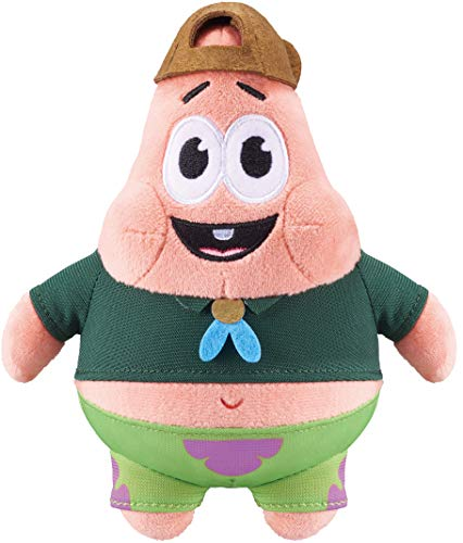 SpongeBob SquarePants Movie - Mini Plush - 6'' Patrick