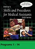 Delmar Learning's Skills and Procedures for Medical Assistants DVDs, with Closed Captioning (Delmar's Skills and Procedures for Medical Assistants)
