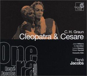 Cleopatra E Cesare (R.Jacobs)