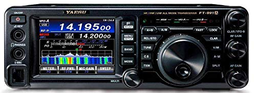 Yaesu FT 991A ricetrasmittente all mode 100 watt
