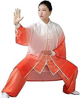 Four Season Tai Chi Uniform Set, Martial Arts Suit Chinese Tai Chi Suit Tang Suit Men Traditional Clothing Hanfu Embroider...
