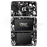 DeinDesign Skin kompatibel mit Nintendo 3 DS XL Folie Sticker Karlsruher SC Offizielles Lizenzprodukt KSC