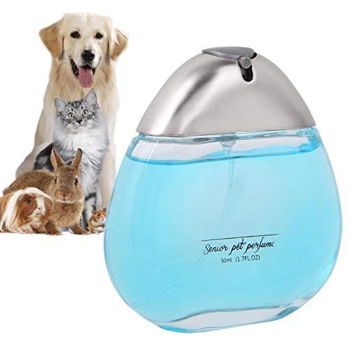 DAUERHAFT A la Moda y Generoso, Aerosol para Aseo de Gatos, Desodorizante Natural, Herramienta para ahuyentar Mascotas(Blue Breeze)