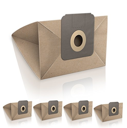 Wessper® Staubsaugerbeutel für Ecolab Floormatic S 122 (5 Stück, Papiersäcke)