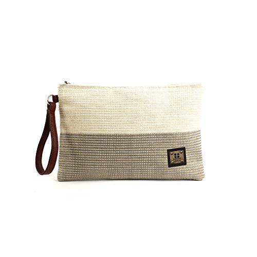 For Time Bandas Nature, Bolso de Mano con Correa Tricolor para Mujer,...