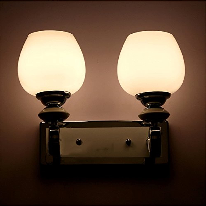 StiefelU LED Wandleuchte nach oben und unten Wandleuchten Doppelklicken Wand leuchtet Schlafzimmer Spiegel vordere Lampe LED-Wandleuchte Bett lesen Wand
