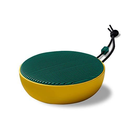 Vifa City - Altavoz Bluetooth ultracompacto portátil - Verde Limón...