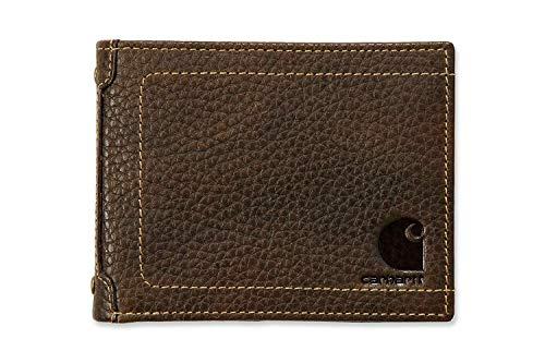 Carhartt Herren Geldbörse Pebble Zip Bifold Wallet Carhartt® Braun
