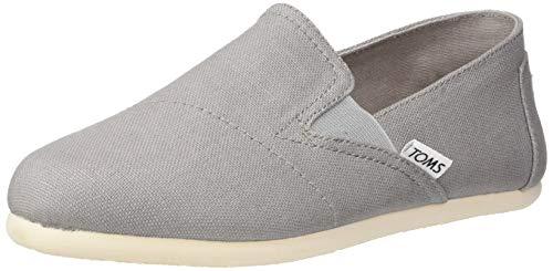 TOMS Women's Redondo Loafer Flat drizzle grey oxford 7.5 B Medium US