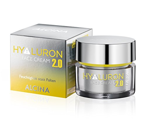 ALCINA Hyaluron 2.0 Face Cream, 1 x 50 ml
