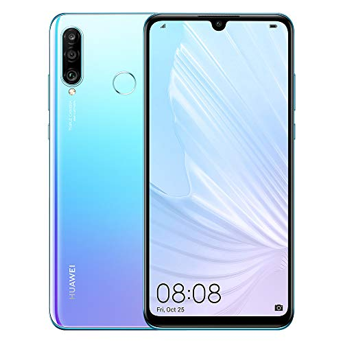 "Huawei P30 Lite New Edition Breathing Crystal 6.15"" 6gb/256gb Dual Sim"