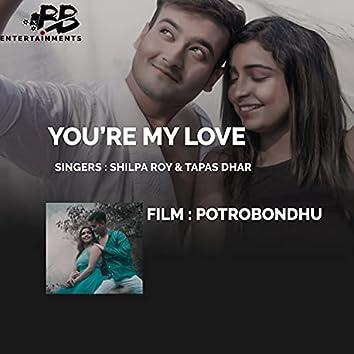 "You're My Love (From ""Potrobondhu"")"