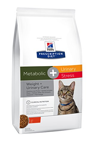 Hill's Prescription Diet Metabolic Plus Urinary Stress 4kg