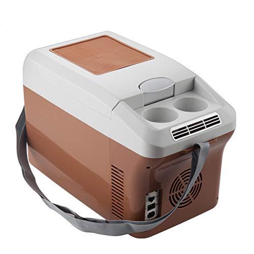 YICHEN Mini Nevera Portátil 15L Nevera De Coche Refrigerador De Coche 12V 24V Enfriador Eléctrico para Coche De Viaje De Camping En Casa