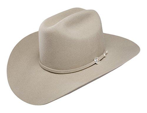 Stetson Men's 4X Corral Buffalo Felt Cowboy Hat Sand 6 7/8