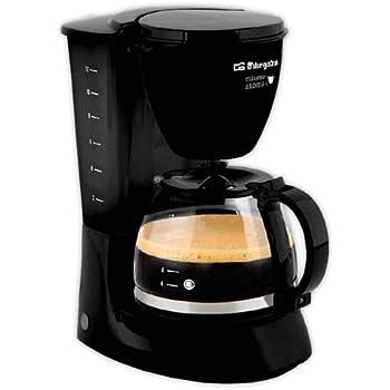 Cafetera de goteo ORBEGOZO CG4060N | ORBEGOZO 12 tazas: Amazon.es ...