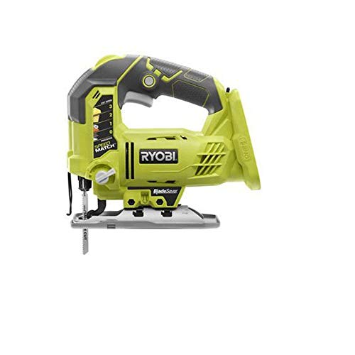 Ryobi ZRP523 18-Volt One Plus Orbital Jig Saw (Tool Only) (Renewed)