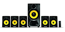 Philips Heart Beat SPA-3800B 5.1 Channel Home Theater System (Black/Yellow),Philips,SPA3800B,5.1 speaker system,bloothoth speaker,buletooth speaker,speakers bluetooth,philips,philips speaker,philips speakers,philips speakers 5.1,philips bluetooth speaker,philips bluetooth speakers,philips bluetooth speakers 5.1,philips heart beat bluetooth speaker,bluetooth,bloothooth speaker,bluetooth speakers,speakers,speaker