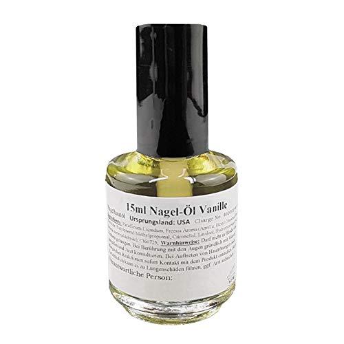 15ml Nagelöl Duft: Vanille. Nagelhautöl für die Fingernägel Pflege Nagellack Nails