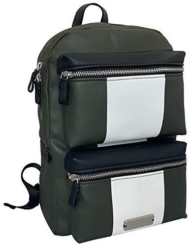 Calvin Klein Mens Backpack Military Green