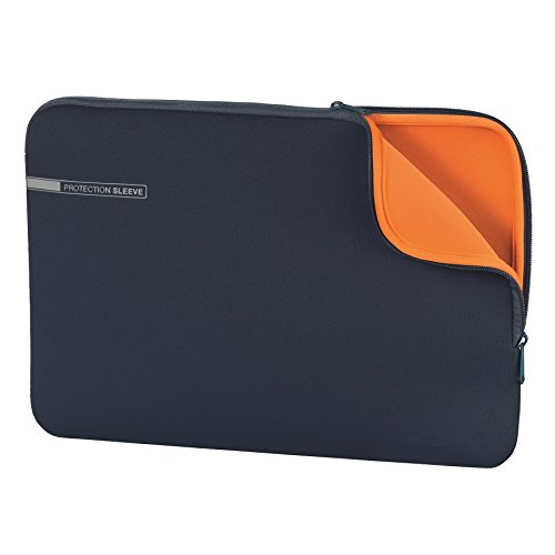 Hama - Laptop-Tasche für Notebooks bis Bildschirmgröße 40 cm (15,6 Zoll), blau