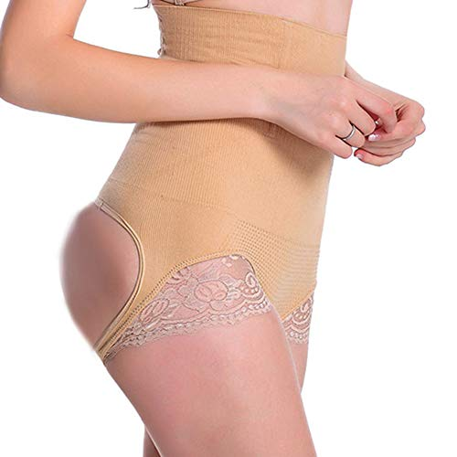 Leapair Womens Cost Control Shapewear Butt Lifter Shaping Vita a Pancia Alta