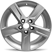 Road Ready Car Wheel For 2012-2014 Toyota Camry 17 Inch 5 Lug Gray Aluminum Rim Fits R17 Tire - Exact OEM Replacement - Full-Size Spare