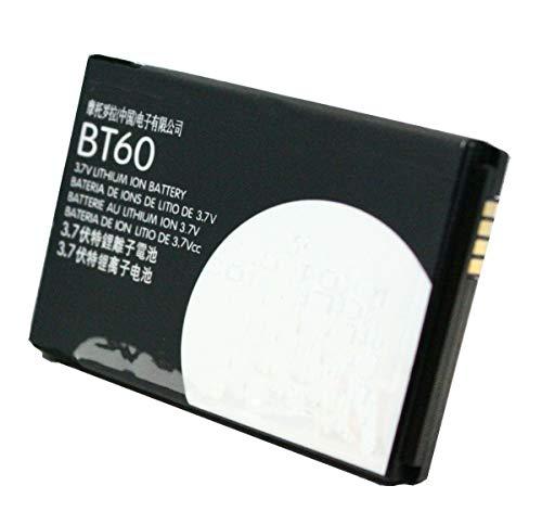 Bateria Compatible con BT60 para Motorola C980 V257 V261 E770v E1070 V980 V1050 ROKR E1 /FlipOut MB511 / Moto Q9 C975 E1000 V975 W180/ BT 60