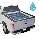 GOLOHO Inflatable Truck Bed Pool( 66' x 62' x 21' ) for Standard/Short Pickup Truck, with Storage Bag