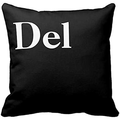 Control Alt Delete Ctrl Alt Del Pillow Case