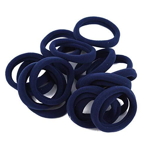 JIUZUI - Juego de clips de cuerda para la cabeza para adornos, cumpleaños, regalo del día de los niños, color, talla 3-6 meses