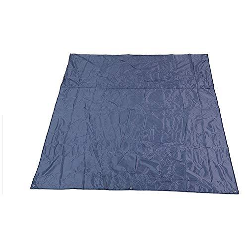 Song6 Strandzelt Feste leichte kompakte Decke Oxford-Stoff-Sand-Beweis-wasserdichte im Freienstrand-Picknick-Matte Große überseitige Grundgrasmatte 215 x 215 cm Camping Zelt
