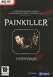 Painkiller Universe (vf - French game-play) (B001IDZ7N8) | Amazon price tracker / tracking, Amazon price history charts, Amazon price watches, Amazon price drop alerts
