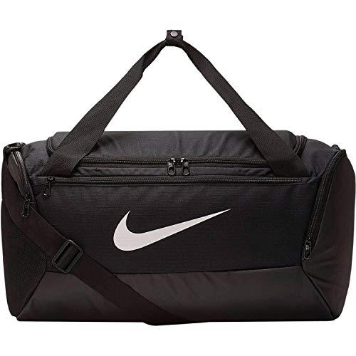 Nike Sporttasche Brasilia Training Fitness Duffel Small 41 Liter schwarz Gr. S Tasche, Farbe:Black