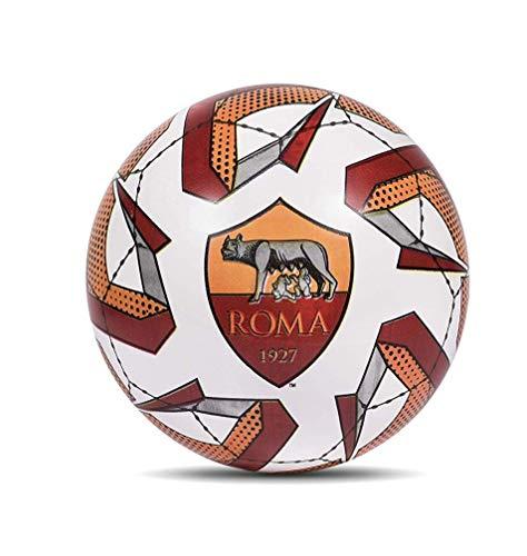 AS Roma Pallone Ufficiale Mondo Leggero in PVC Misura Diametro 23 cm. Magica PALRMPVC736