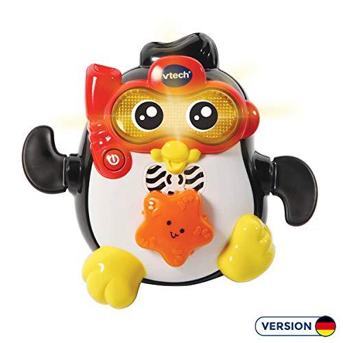 Vtech 80-501704 Baby 80-501704-Badespaß Paddel-Pinguin