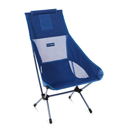 Helinox Chair Two Blue Block/Navy 2020 Campingstuhl