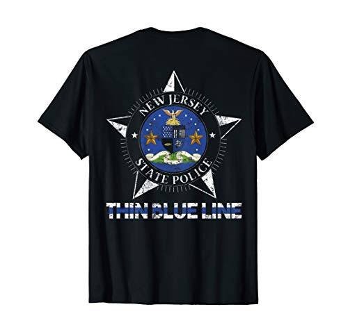 New Jersey State Police NJ State Police Shirt