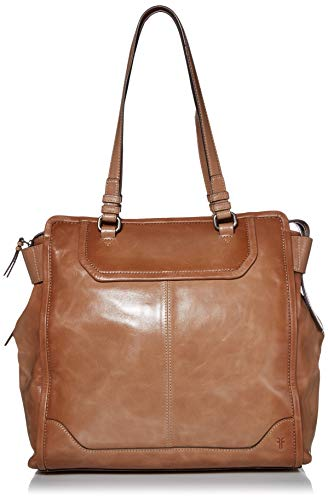 FRYE Mel Tote Bag, Camel